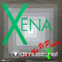 Xena - On The Upside  - Single 12'' - 1983