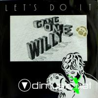 Willy One Gang - Let's Do It - Single 12'' - 1987