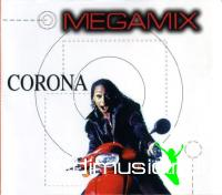 Corona - Megamix (1996) [Maxi-Single]