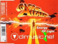 Magic Affair - Energy Of Light [Maxi-Single] (1996)