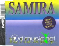 Samira - When I Look Into Your Eyes (Special Italo Remixes) (1997)