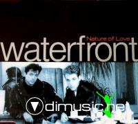Waterfront - Nature Of Love  - Single 12'' - 1988