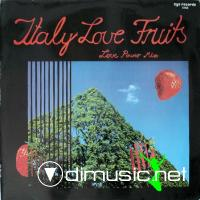 Various - Italy Love Fruits (Love Power Mix)