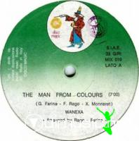 Wanexa - The Man From Colours (1982)