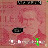 Via Verdi - Diamond Remix - Single 12'' - 1986