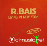 R. Bais - (1983) - Living In New York 12''