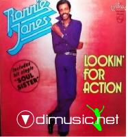 Ronnie Jones - Lookin' For Action - 1976