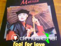 Matisse - Fool For Love - Single 12'' - 1985