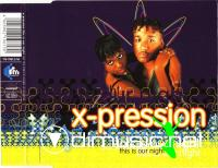 X-Pression - This Is Our Night (Maxi-CD) 1994