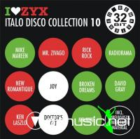 Various - I Love ZYX Italo Disco Collection 10[FLAC]