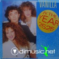 Vanilla - In The Year 2525 - Single 12'' - 1986