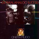 Cover Album of Paralamas Do Sucesso - Cinema Mudo - 1983