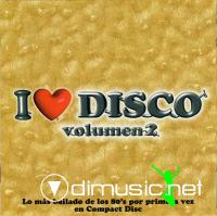 Various – I Love Disco Volumen 2