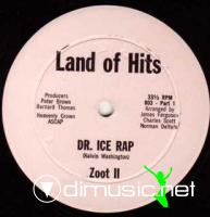 Zoot II - Dr. Ice Rap -  Single 12'' - 1980