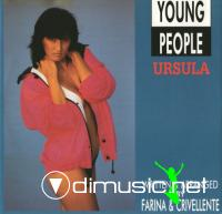 Ursula - Young People - Single 12'' - 1988