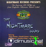 Various - The Definitive ''Nightmare Records'' 12 '' Collection[1996]