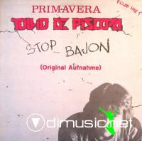 Tulio De Piscopo - Stop Bajon - Single 12'' - 1984