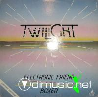 Twilight - Electronic Friend-Boxer  - Single 12'' - 1983
