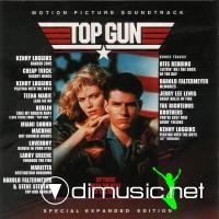 Top Gun Original Soundtrack - 1986