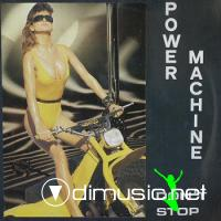 Power Machine - Don't Stop (12'') 1987