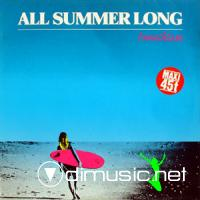 Anneclaire - All Summer Long ( Vinyl, 12 ) 1985