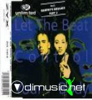 2 Unlimited - Let The Beat Control Your Body CD Maxi - 1994