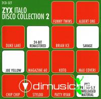 Various - ZYX Italo Disco Collection 2[APE]&[Mp3]