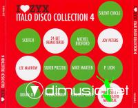 Various - ZYX Italo Disco Collection 4[APE]&[Mp3]