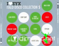 Various - ZYX Italo Disco Collection 5[APE]&[MP3]