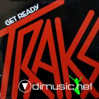 Traks - Get Ready - Single - 12'' - 1983