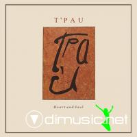 T'Pau - Heart And Soul - Single 7'' - 1987