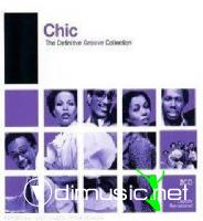 Chic - Definitive Groove Collection - 2006