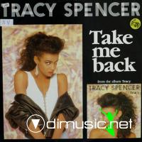 Tracy Spencer - Take Me Back - Single 12 - 1987