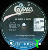 Trance Dance - Do The Dance - Single 12'' - 1986