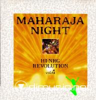 Various - Maharaja Night - HI-NRG Revolution Vol. 4