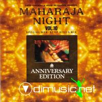 Various - Maharaja Night Vol. 10 - Special Non-Stop Disco Mix - Anniversary Edition