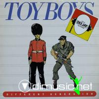 Toyboys - Different Generation - Single 12'' - 1986