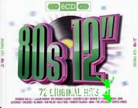 Various - Original Hits - 80s 12[6xCD]