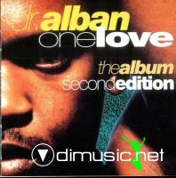 Dr. Alban - One Love: The Album - 1993