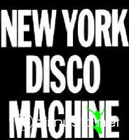 New York Disco Machine - New York Disco Machine (Vinyl) 1978