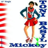 Toni Basil - Mickey - Single 12'' - 1981