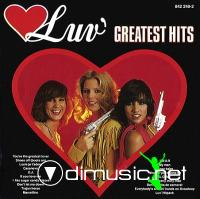 Luv' - Greatest Hits[1989]