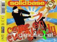 Solid Base - Come On Everybody (CDM-2000)