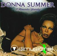 Donna Summer - I Remember Yesterday (Vinyl, LP, Album) 1977