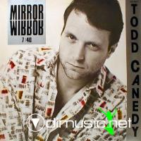 Cover Album of Todd Canedy - Mirror Mirror - Single 12'' - 1986