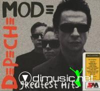 Depeche Mode - Greatest Hits - 2008