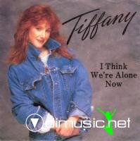 Tiffany - I Think We're Alone Now - Single 12'' - 1987