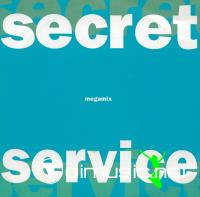 Secret Service - Megamix (7'') [1990]