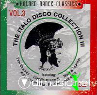 Cover Album of Various - The Italo Disco Collection Vol. 3[APE]