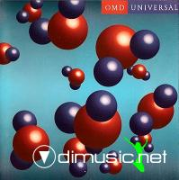 Cover Album of OMD - Universal (1996)